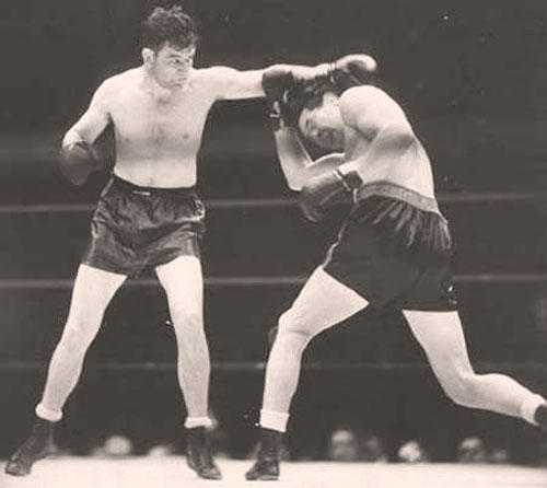Max Baer & James Braddock